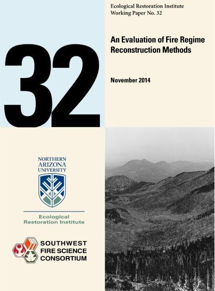 An Evaluation Of Fire Regime Reconstruction Methods