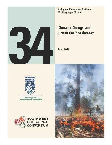Climate Change And Fire In The Southwest