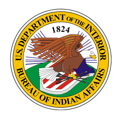 US Bureau Of Indian Affairs Logo
