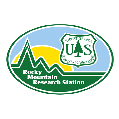 Rocky Mountain Research Station Logo
