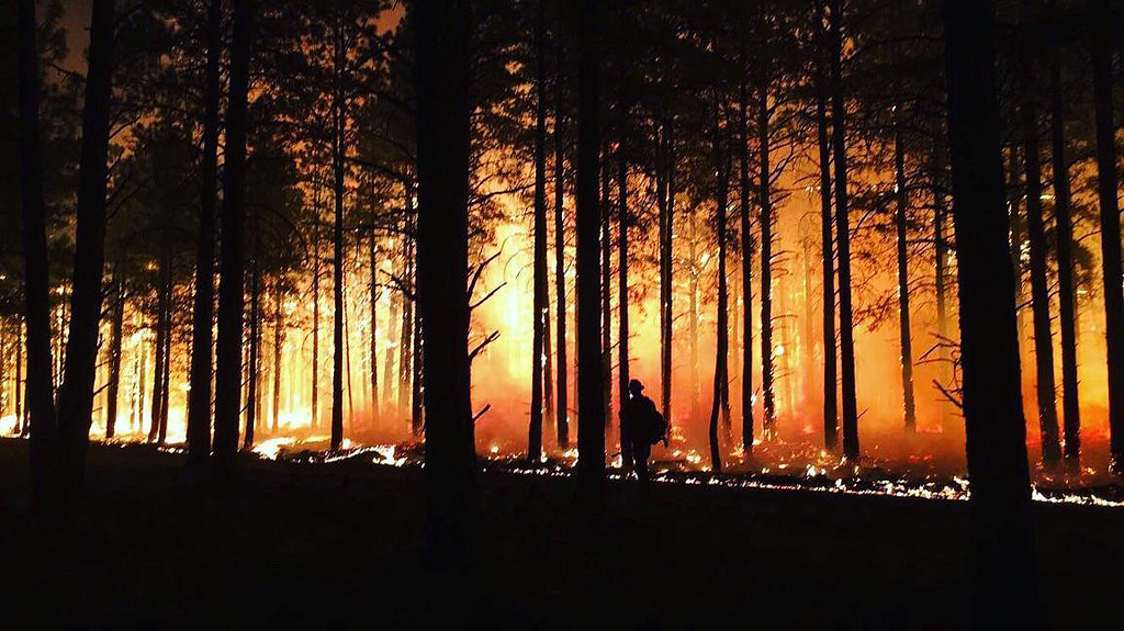 April 26, 2018: Southwest Fire Season 2017 Overview And 2018 Outlook